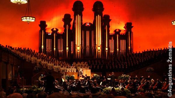 Mormonų tabernakulio choras Jutoje