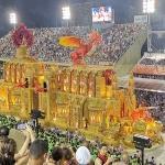Rio de Žaneiro karnavalas - didžiausias šou žemėje