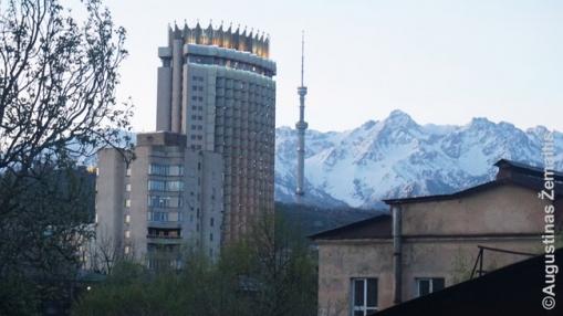 Kazachija - kalnai, gulagai ir dangoraižiai