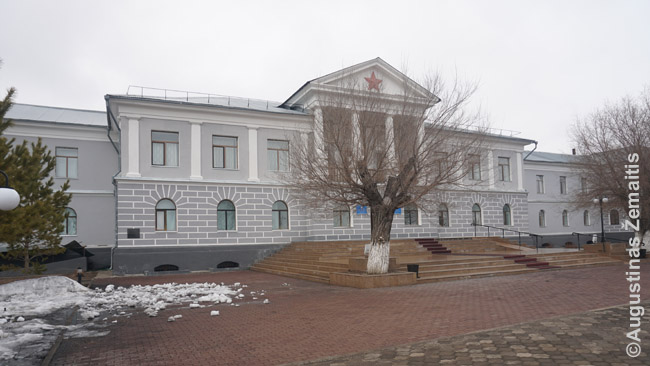 Gulago štabas Dolinkoje
