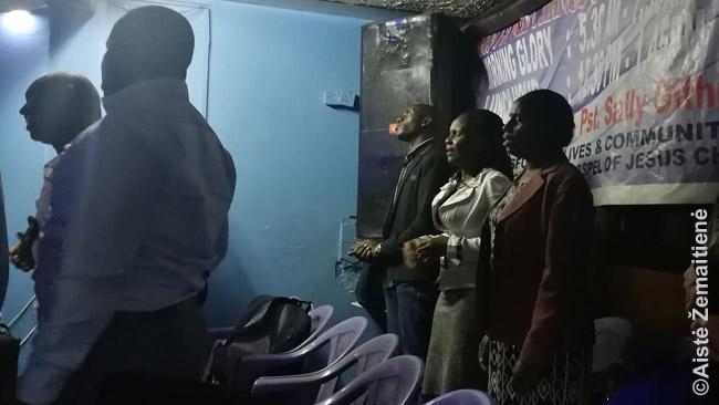 Bažnyčia Nairobyje