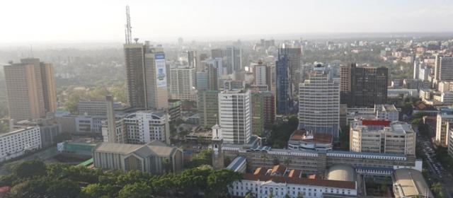 Nairobis – Afrikos vartai