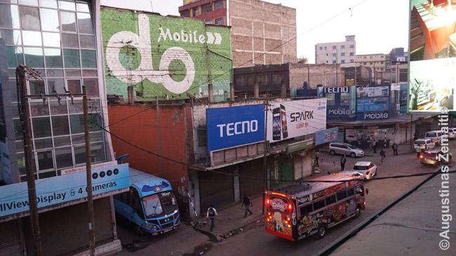 Nairobio centre