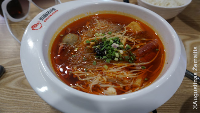Malatang sriuba