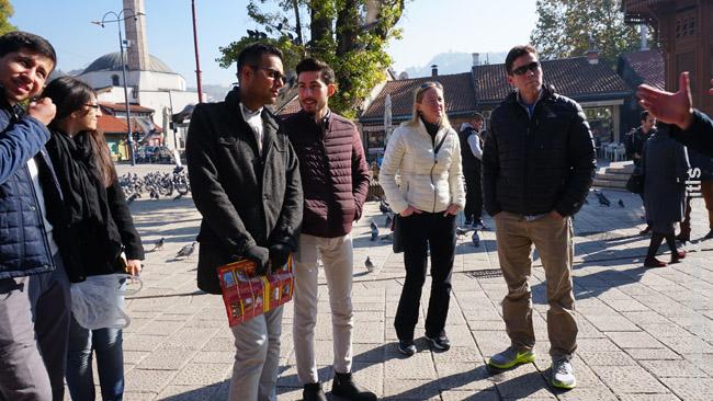 Nemokama ekskursija Sarajeve