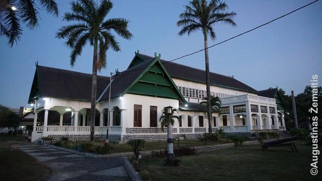 Bimos sultono rūmai