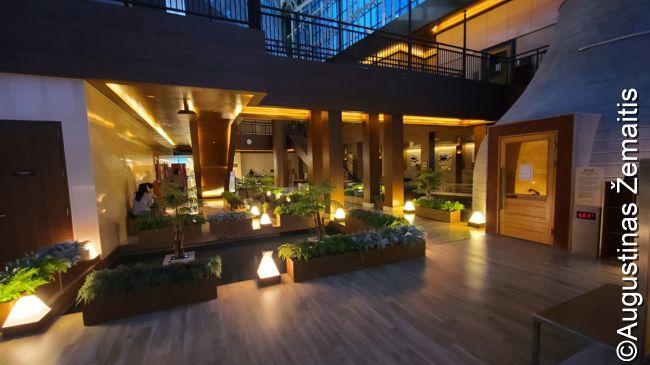 Čimdžilbangas - ne tik pirčių ar maudynių, bet ir poilsio kompleksas