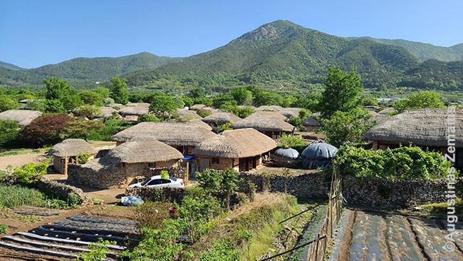Nagano etnografinis kaimas