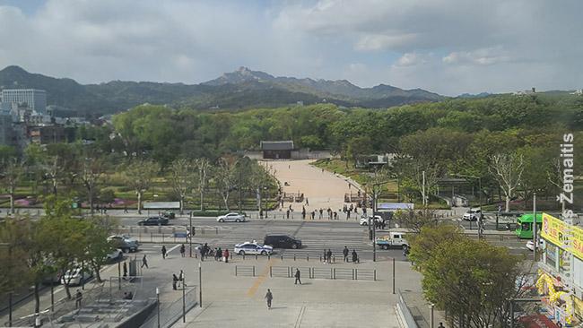 Džongmjo šventykla Seule