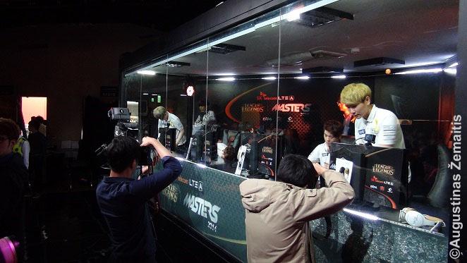 E-sporto mače Pietų Korėjoje