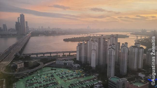 Saulėlydis Seule