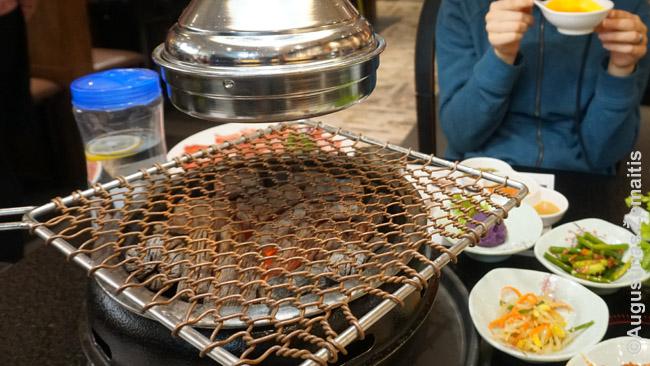 Korėjietiškas barbekiu