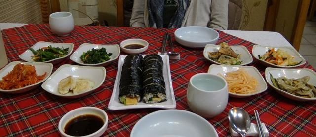 Korėjiečių virtuvė – patiekalai ir tradicijos