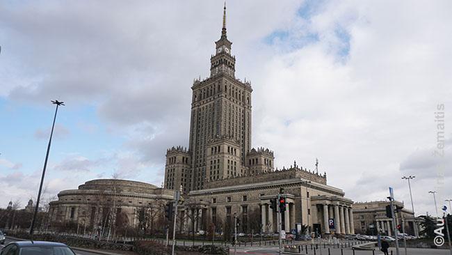 Varšuvos Mokslų akademija