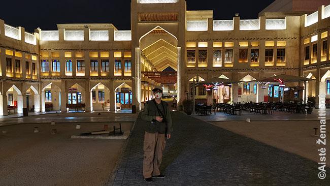 Dohos Senamiestyje