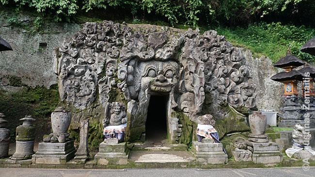 Goa Gajah šventykla