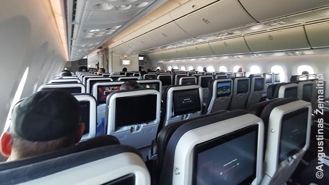 Apytuštis lėktuvas į San Paulą