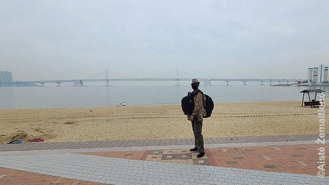 Persikeliame iš Pusano į Čedžu