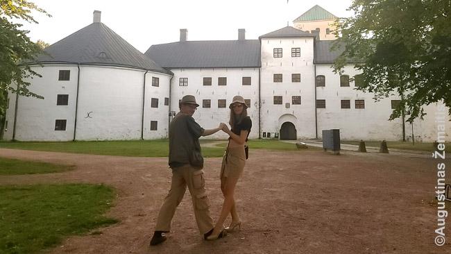 Prie Turku pilies