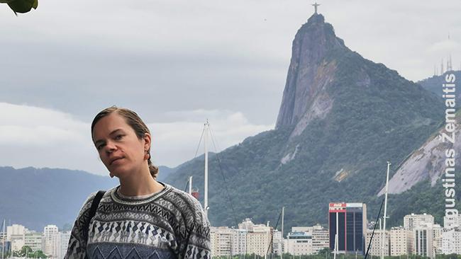 Paskutinės akimirkos Rio de Žaneire