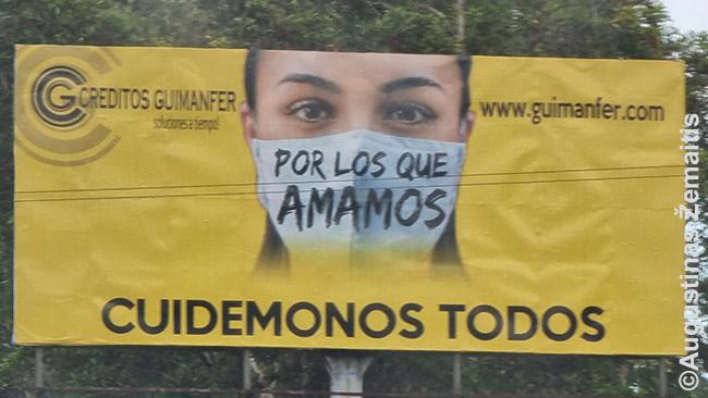 Socialinė reklama Dominikos Respublikoje