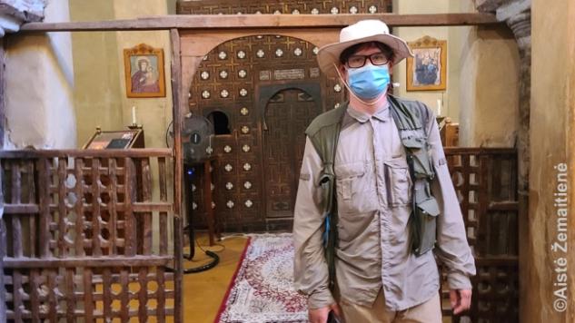 Koptų vienuolyne