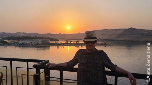 Asuano saulėlydis