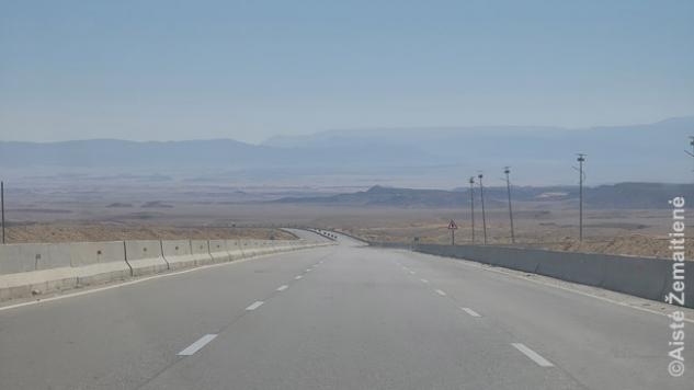 Pakeliui į Hurghadą