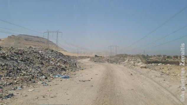 Pakeliui į Abydosą