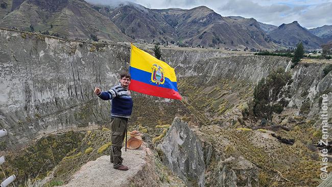 Ekvadoro kalnuose