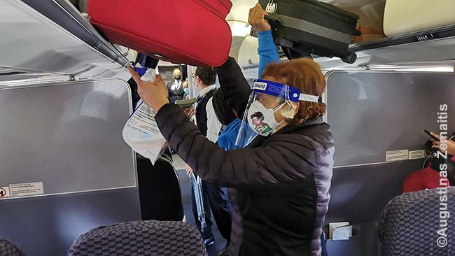 Lotynų Amerikoje pamatai ir šitaip superbesisaugančių žmonių, ypač lėktuvuose