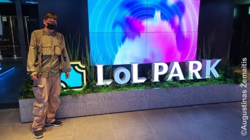 LOL Park. Nuo 2014 m. Korėjos e-sporto stadionai dar toli pažengė