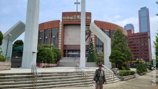 Prie Youido, populiariausios pasaulyje bažnyčios