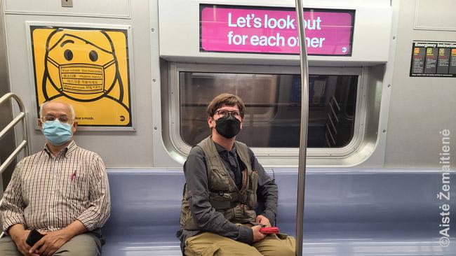 Niujorko metro