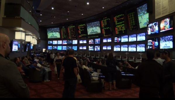 Lažybų arena Las Vegase
