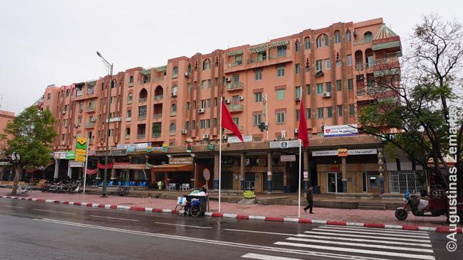 Marakešo Gueliz rajone