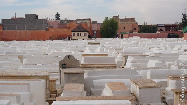 Marakešo žydų kapinės