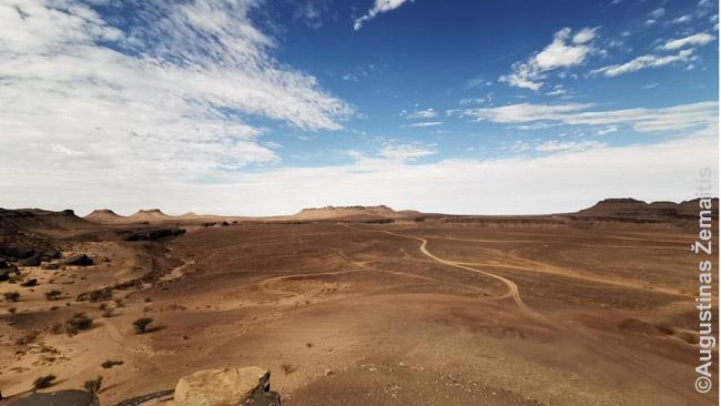 Mauritanijos dykuma