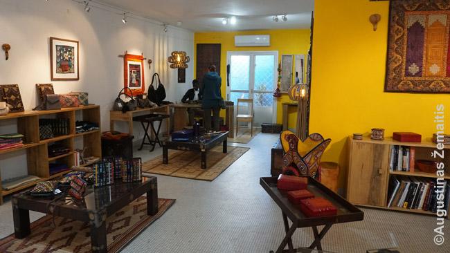 Prancūzų įkurta Zeinart galerija Nuakšote
