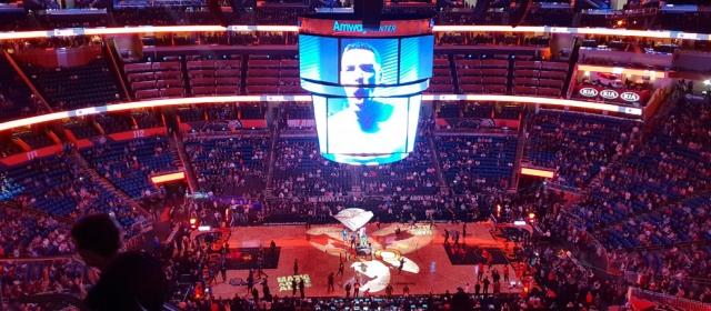 NBA varžybas stebėjau arenoje – kas įdomiausia