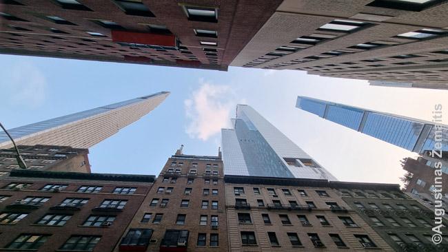 Niujorko vaizdas