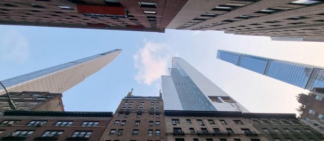 Niujorkas – pirmoji pasaulio sostinė