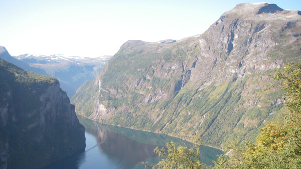Norvegijos fjordas