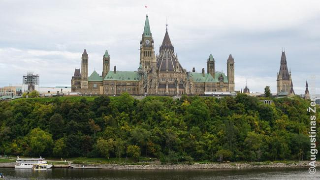 Kanados parlamentas Otavoje