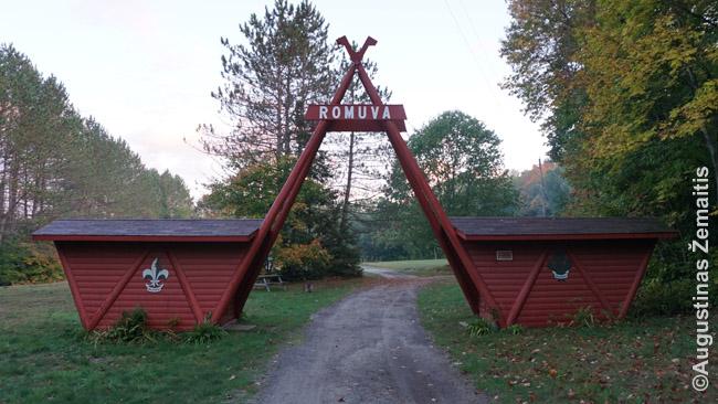 Romuvos lietuvių stovykla