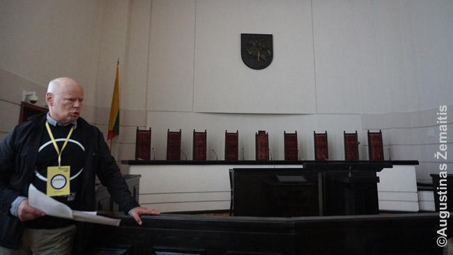 LR Konstituciniame teisme