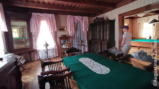 Puškino muziejuje