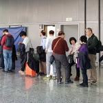 Prieš kiek laiko atvykti į oro uostą?