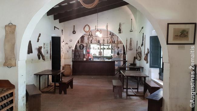 Atkurta tradicinė gaučių užeiga Gaučų muziejuje