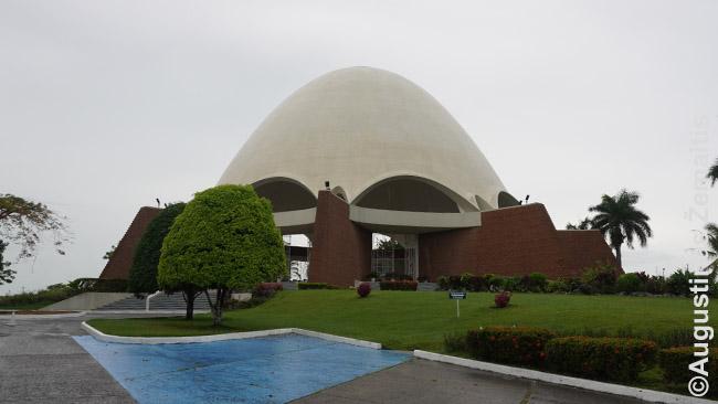 Panamos miesto Bahajų šventykla